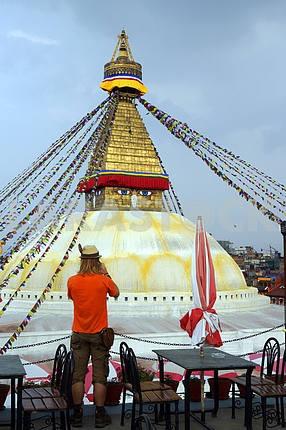 Stupa Botnath .