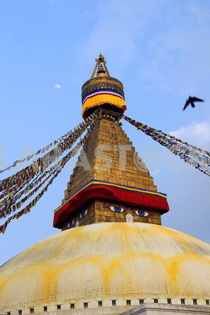 Stupa Bodnath — Image 20486