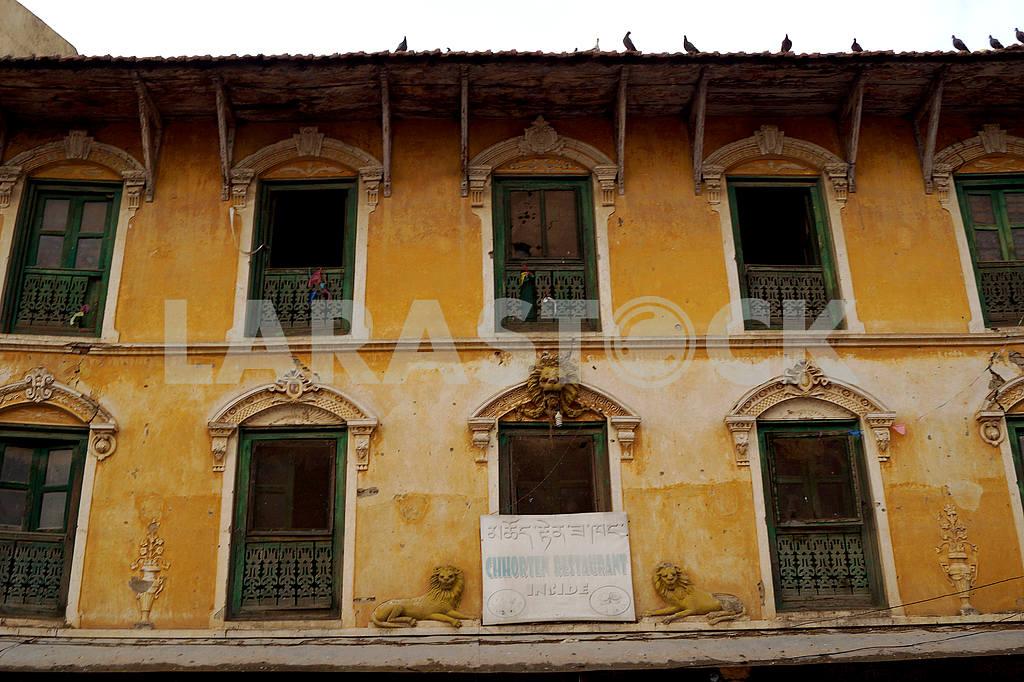 The building in Kathmandu . — Image 20487