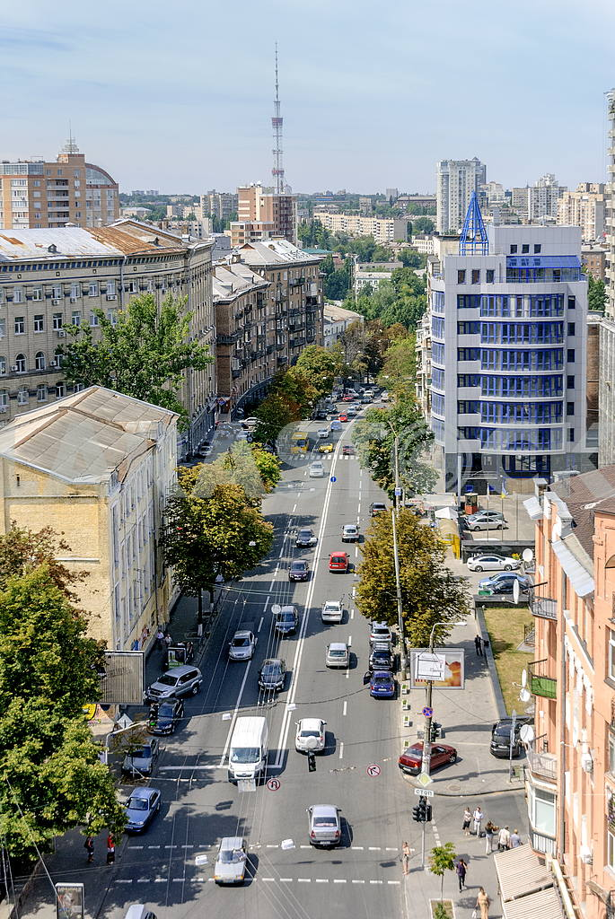 Kiev. Artema Street — Image 20697