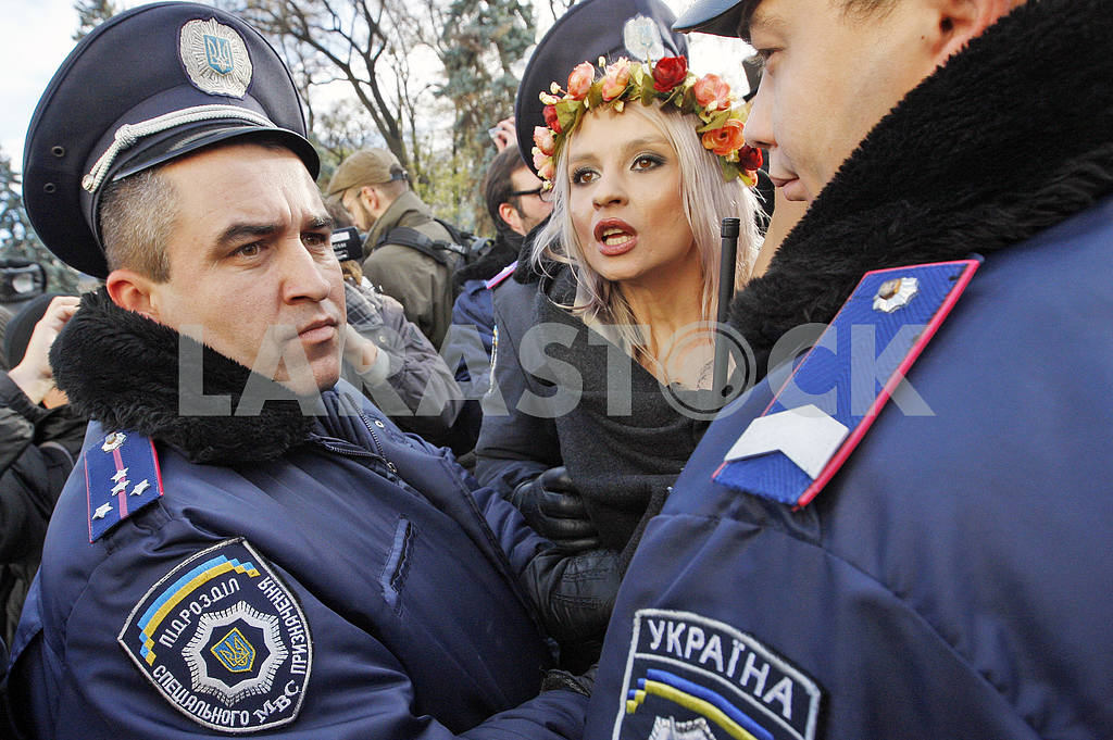 Detention of the FEMEN activists — Image 20733
