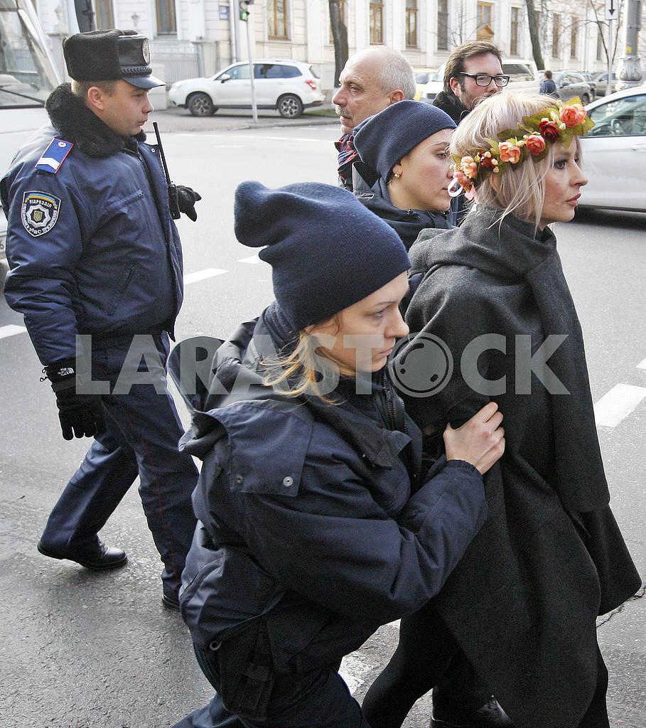 Detention of the FEMEN activists — Image 20736