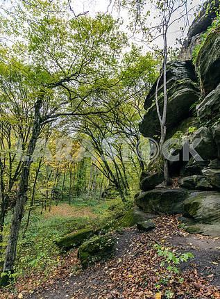 The Haidamak ravine