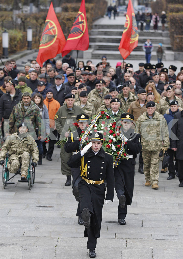 The Day of Marine Corps in Kiev — Image 20920
