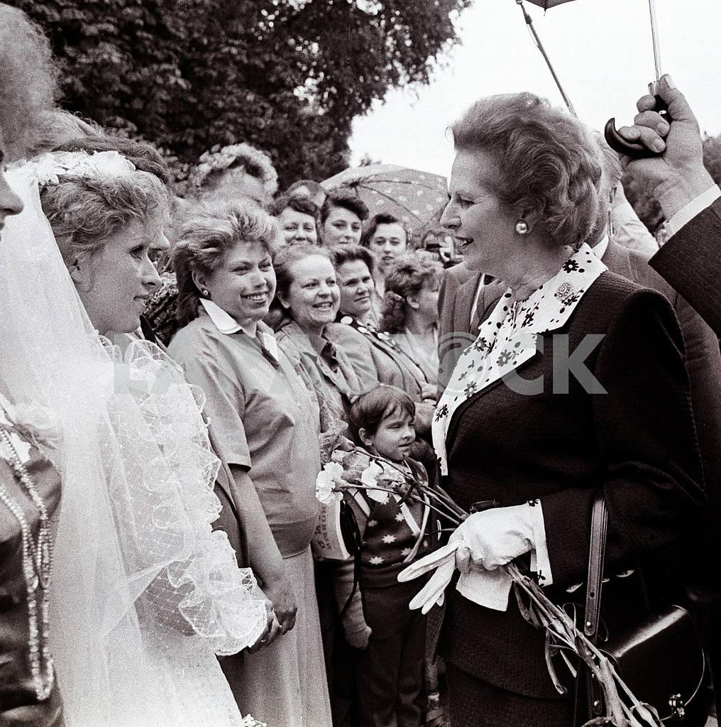 Margaret Thatcher in Kiev — Image 21052