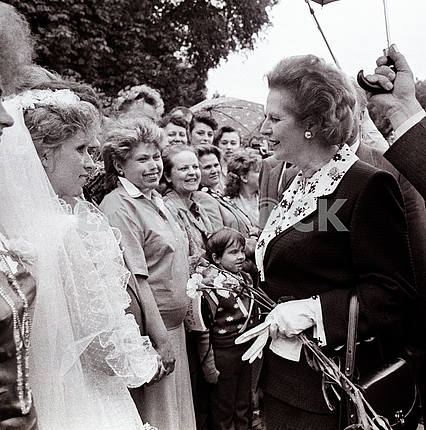 Margaret Thatcher in Kiev