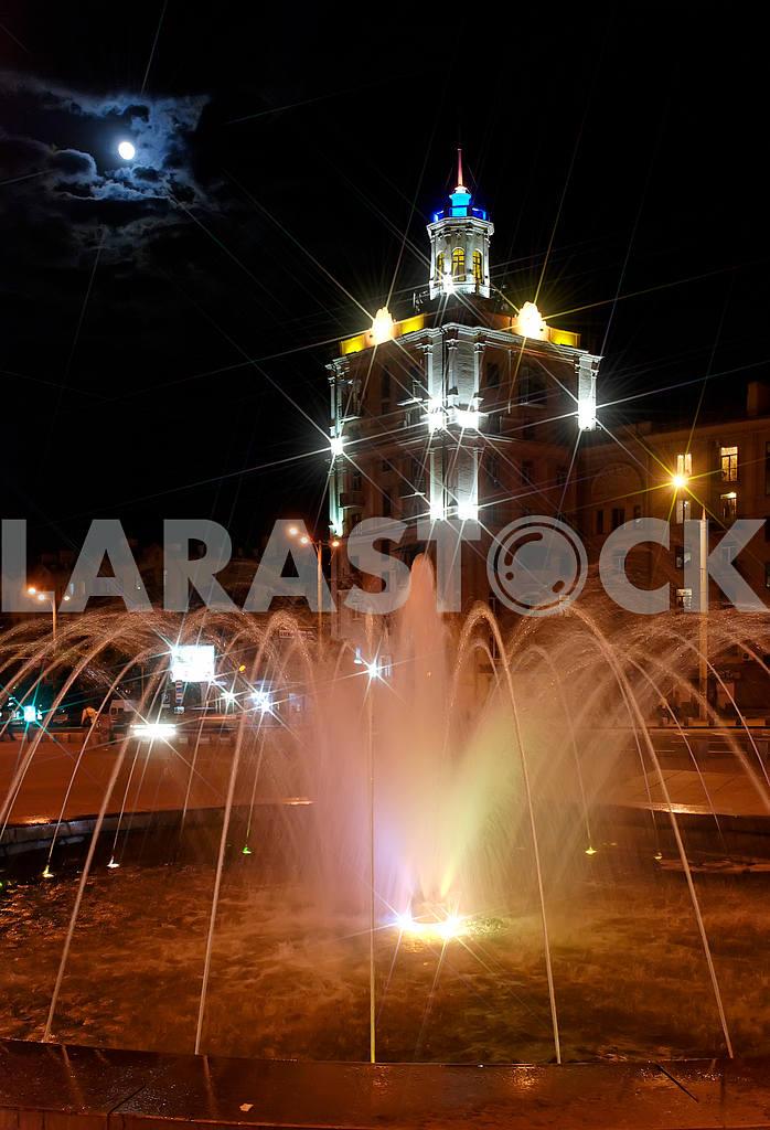 Square April 12 in Zaporozhye — Image 21056