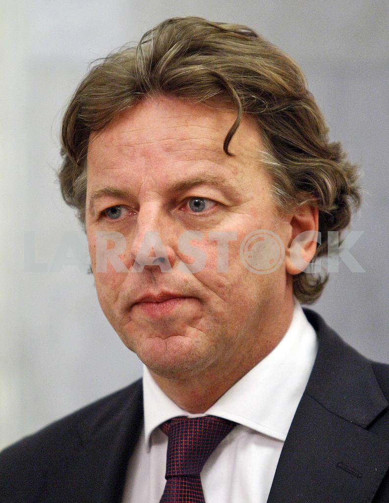 Пресс-конференция министров иностранных дел Украины, Бельгии, Нидерландов и Люксембурга в Киеве. — Изображение 21071