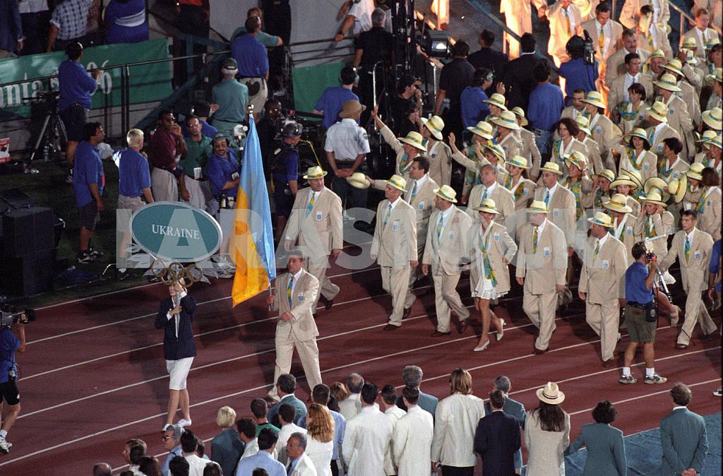 Olympic Games in Atlanta USA, UKRAINIAN TEAM — Image 21097