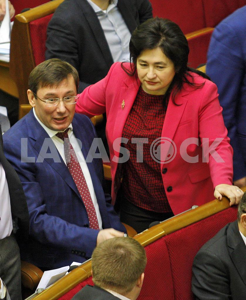 Maria Matios and Yuriy Lutsenko — Image 21112