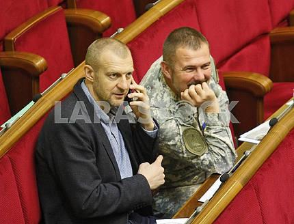 Андрей Тетерук и Юрий Береза