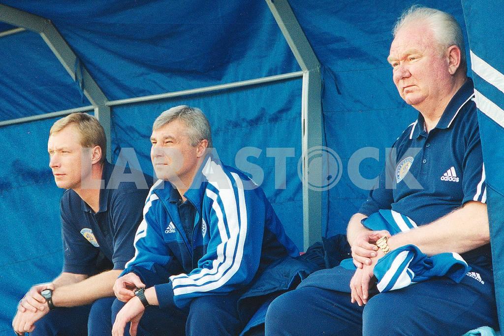 Coach Valery Lobanovsky — Image 21225