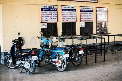 Cashier Central Station