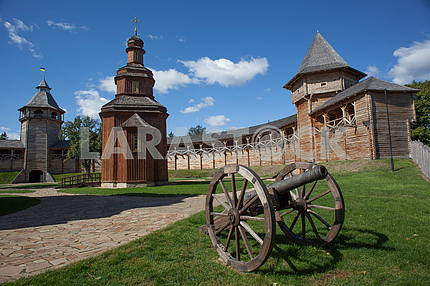 Baturyn fortress