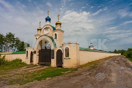 female monastery Krupitsky