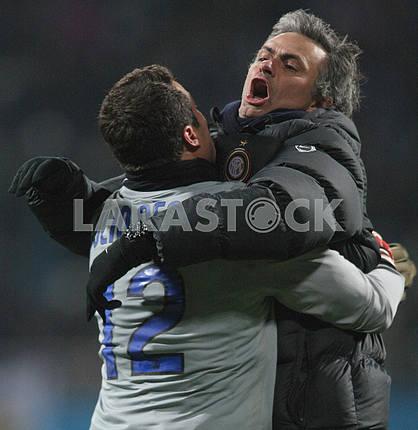 Coach Mourinho JOSE