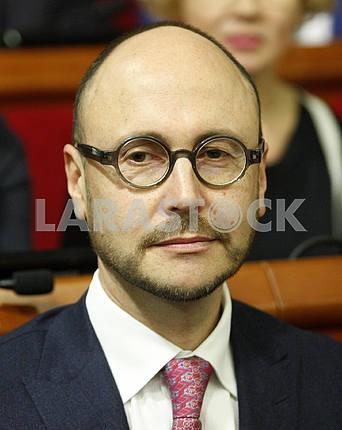 Sergei Gusovsky