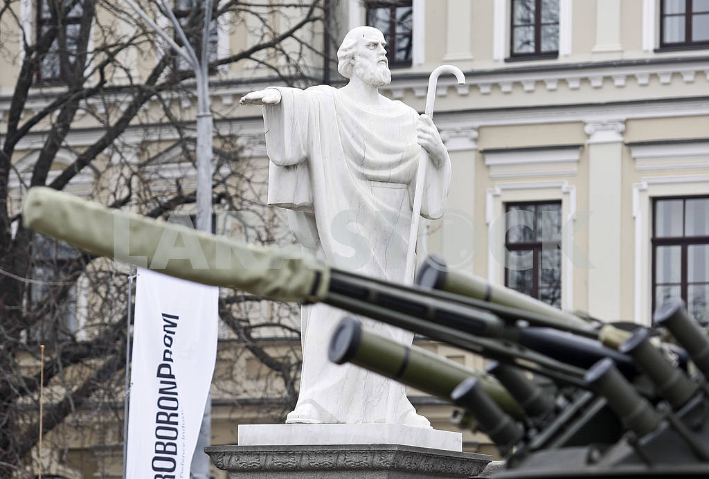 The exhibition to the Day of Armed Forces of Ukraine. — Image 21457