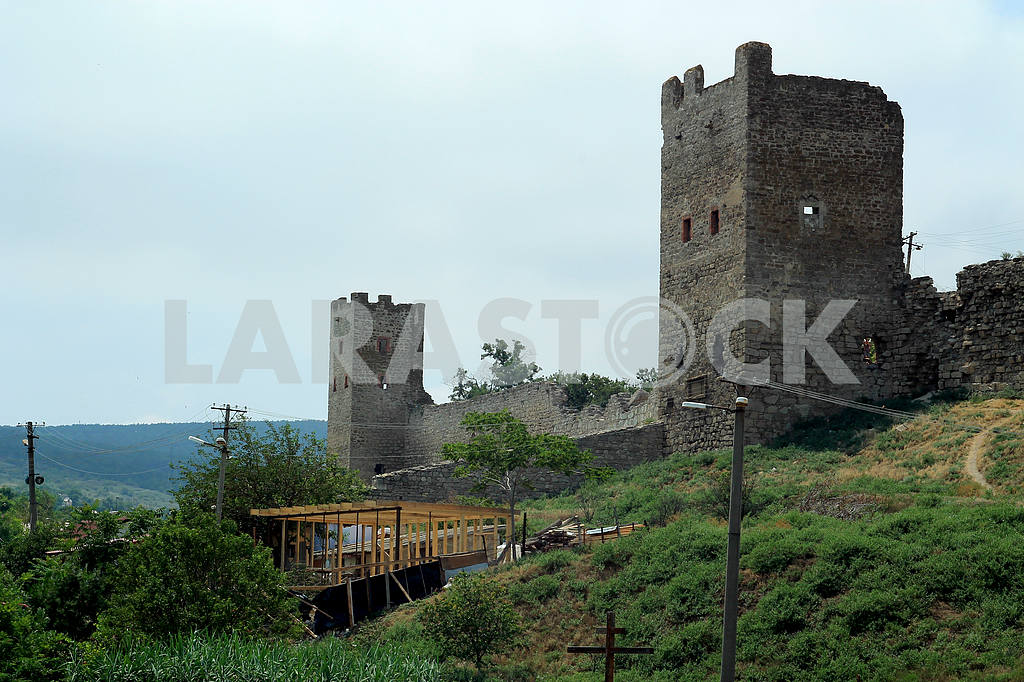 Genoese fortress — Image 21461