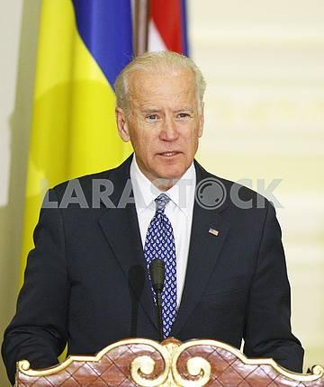 USA Vice President Joe Biden in Kiev.