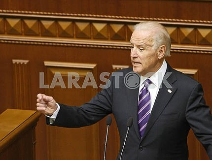 Speech by USA Vice President  Joe Biden in the Verkhovna Rada.
