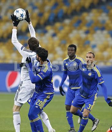 Dynamo Kyiv - Maccabi Tel Aviv, UEFA Champions League