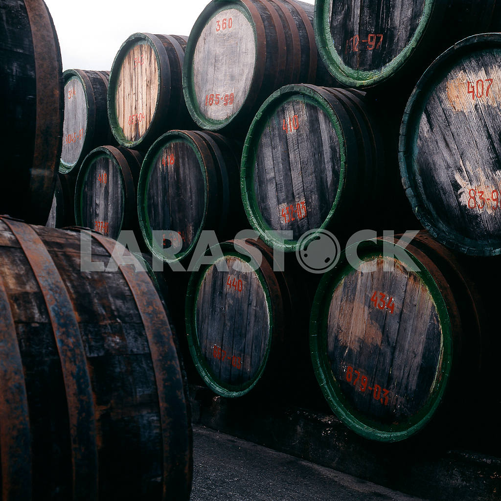 Barrels of port. Koktebel — Image 21515