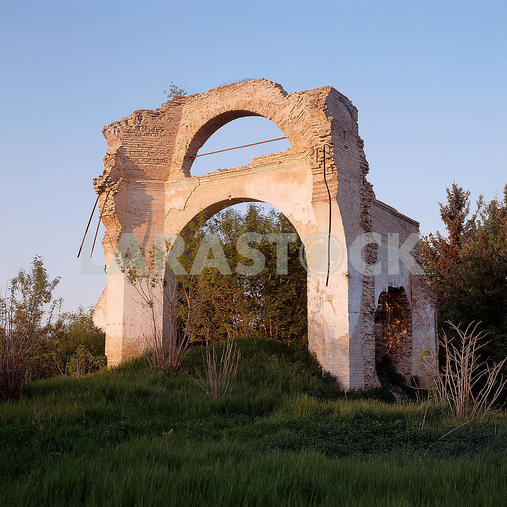 Ruins of St. Michael the Archangel Church — Image 21526