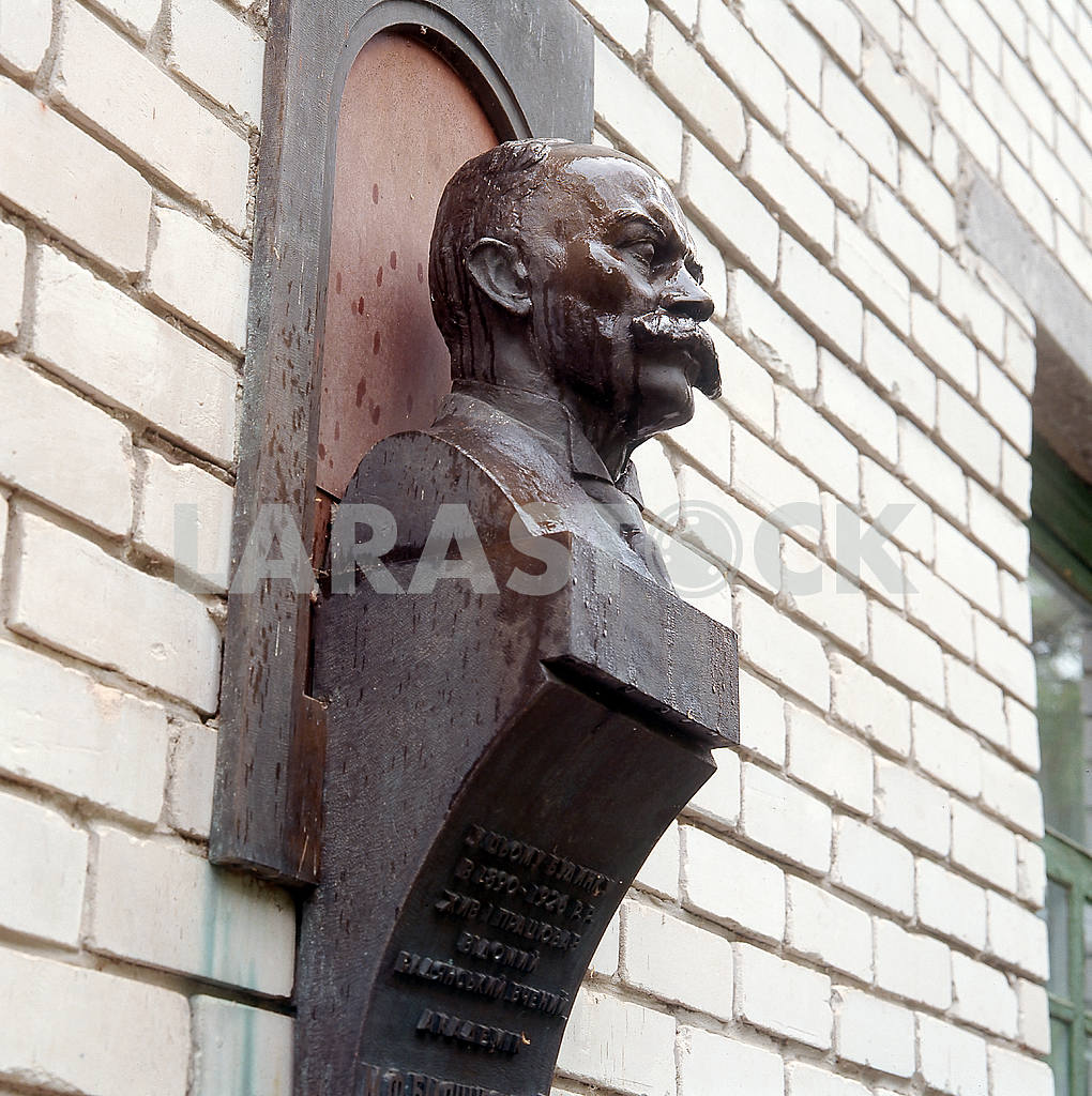 Monument historian and archaeologist Nicholas Bilyashevskomu — Image 21527