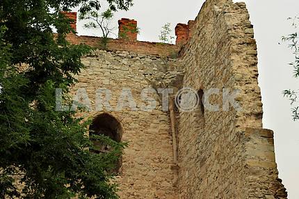 Стена Генуэзской крепости