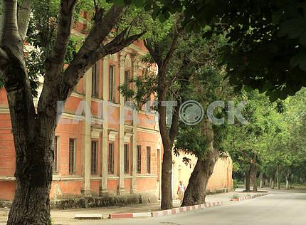 The streets of Feodosia