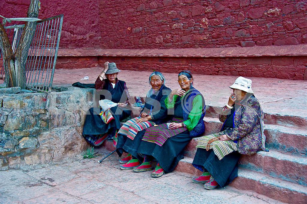 Tibet and Tibetans — Image 2165