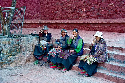 Tibet and Tibetans