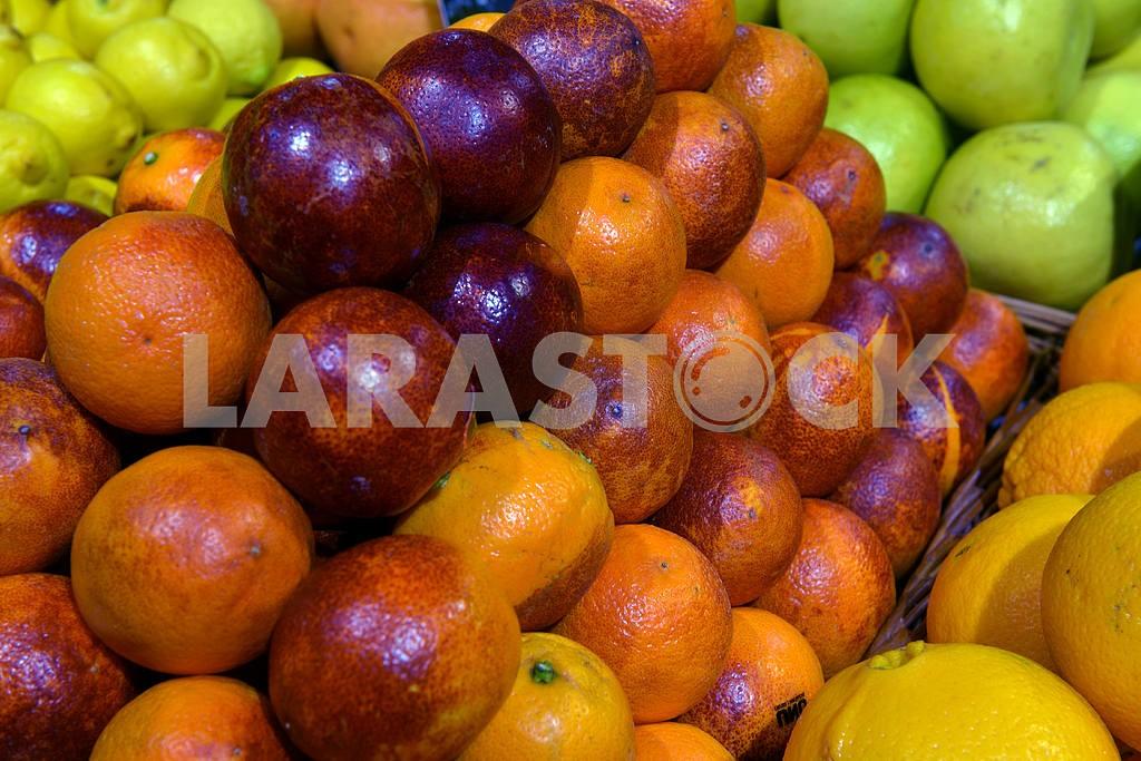 Sicilian red oranges — Image 21704