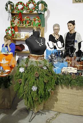 Фестиваль «Рождественский арсенал»  в Киеве.