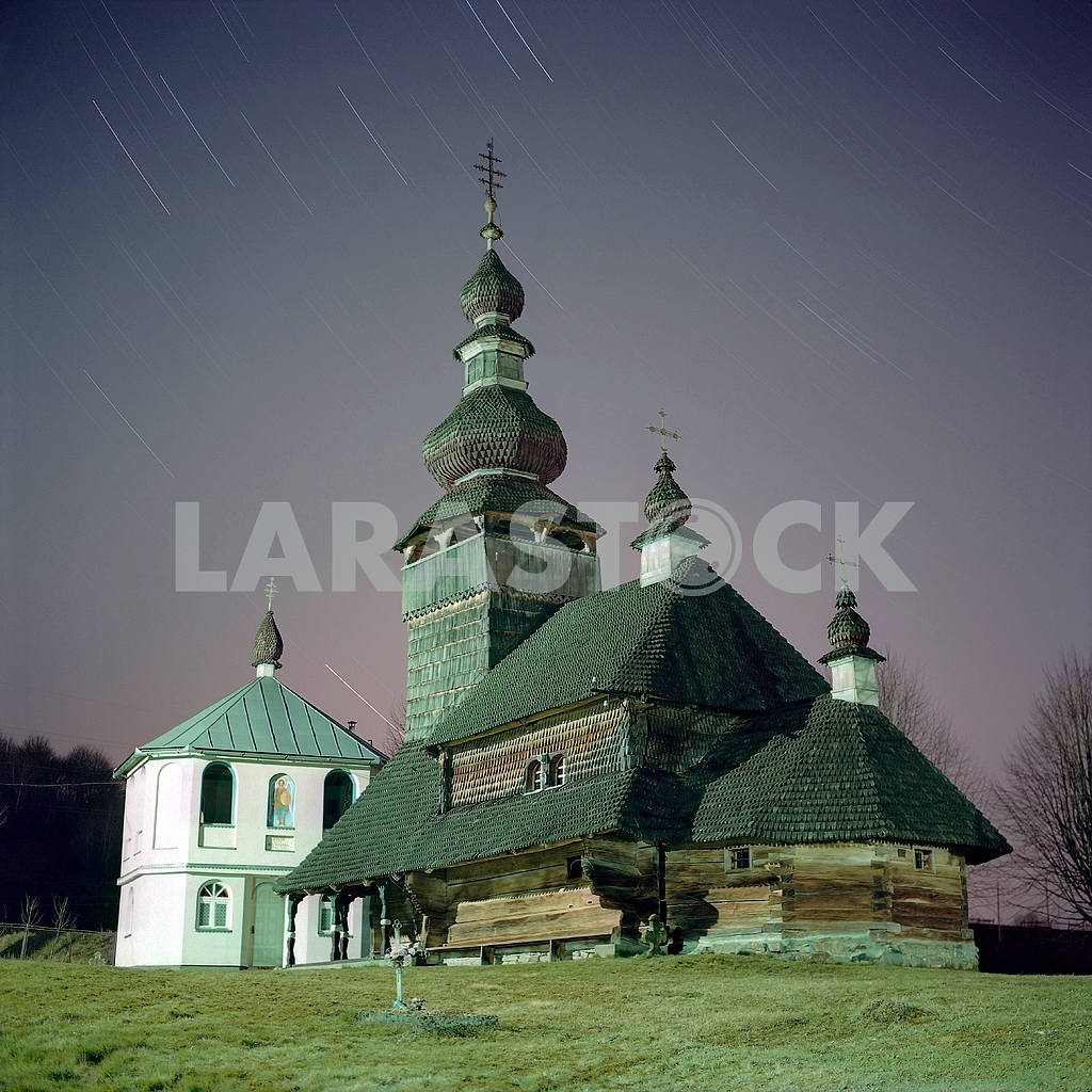 Orthodox church of St. Michael the Archangel. Svaliava — Image 22159