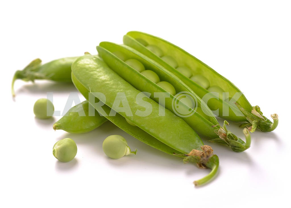 Ripe pea vegetable — Image 2240