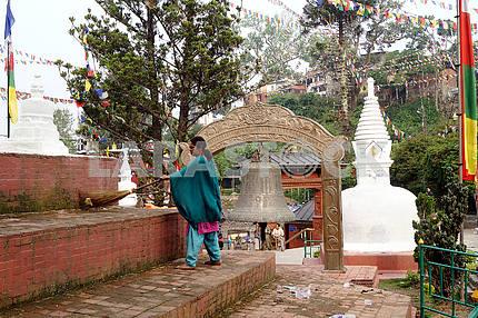 Ритуальный колокол, Непал, Катманду