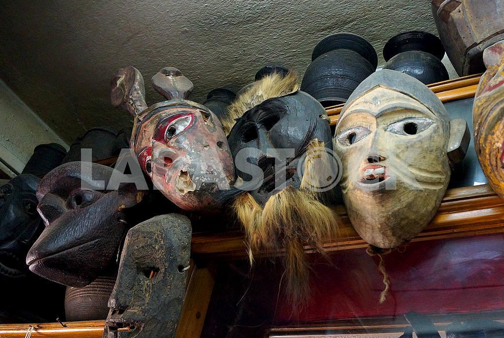 Souvenir shop. Kathmandu, Nepal — Image 22733
