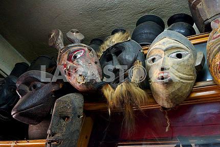 Souvenir shop. Kathmandu, Nepal