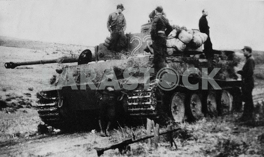 German heavy tank Tiger — Image 22831