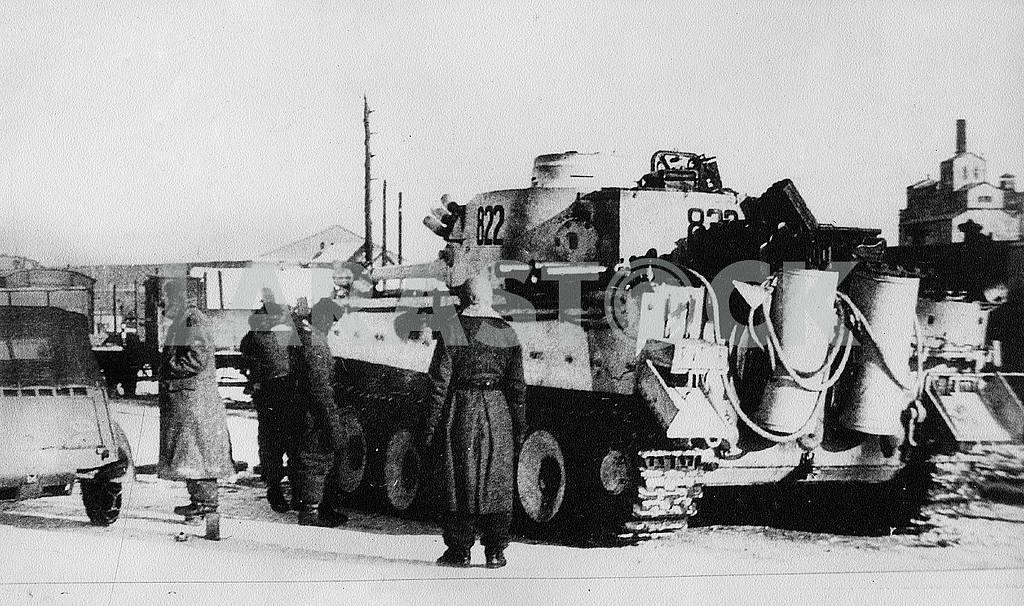 Немецкий средний танк Пантера — Изображение 22910
