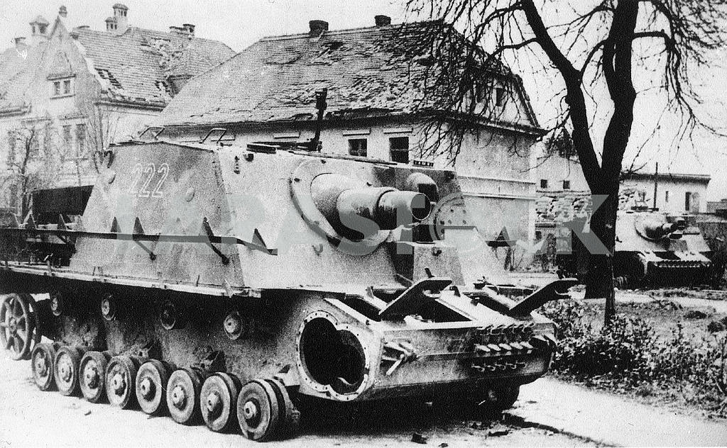 Canadian assault tank Grizli — Image 22920