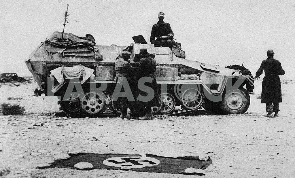 German infantry fighting vehicle — Image 22930