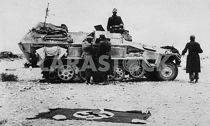 Немецкая боевая машина пехоты