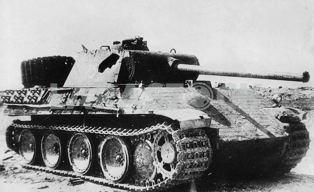 German middle tank Panther — Image 22932