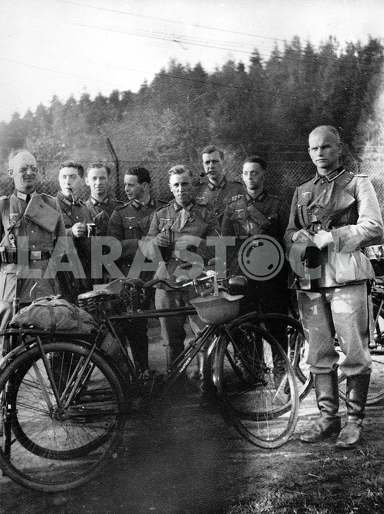 German soldiers — Image 22943