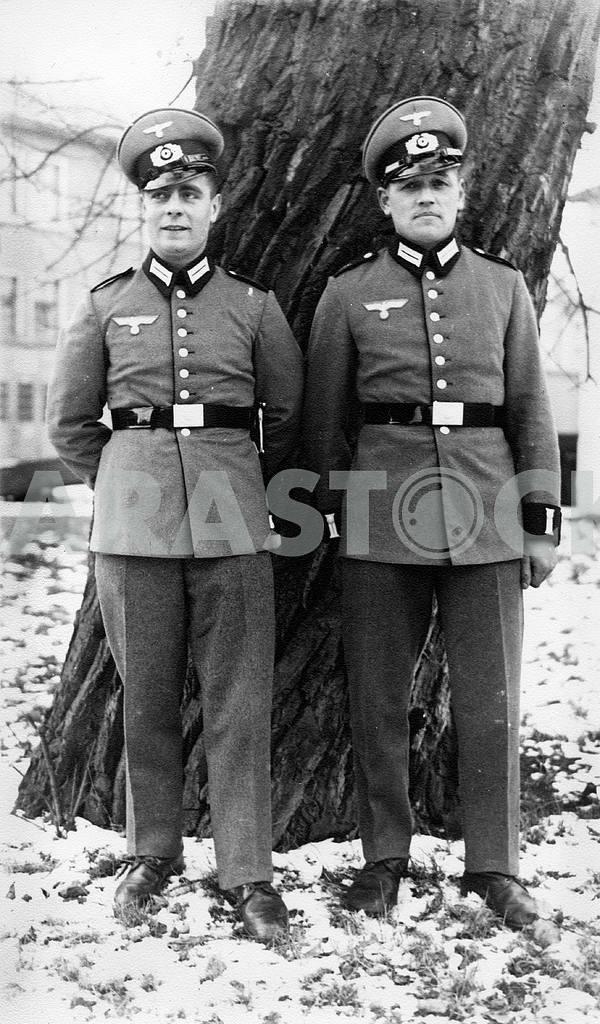 German tank armorers. — Image 22947