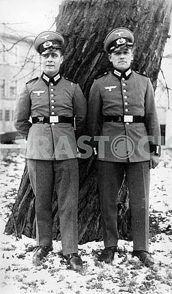 German tank armorers.