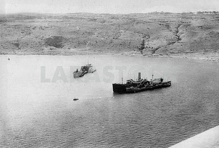 German ships.